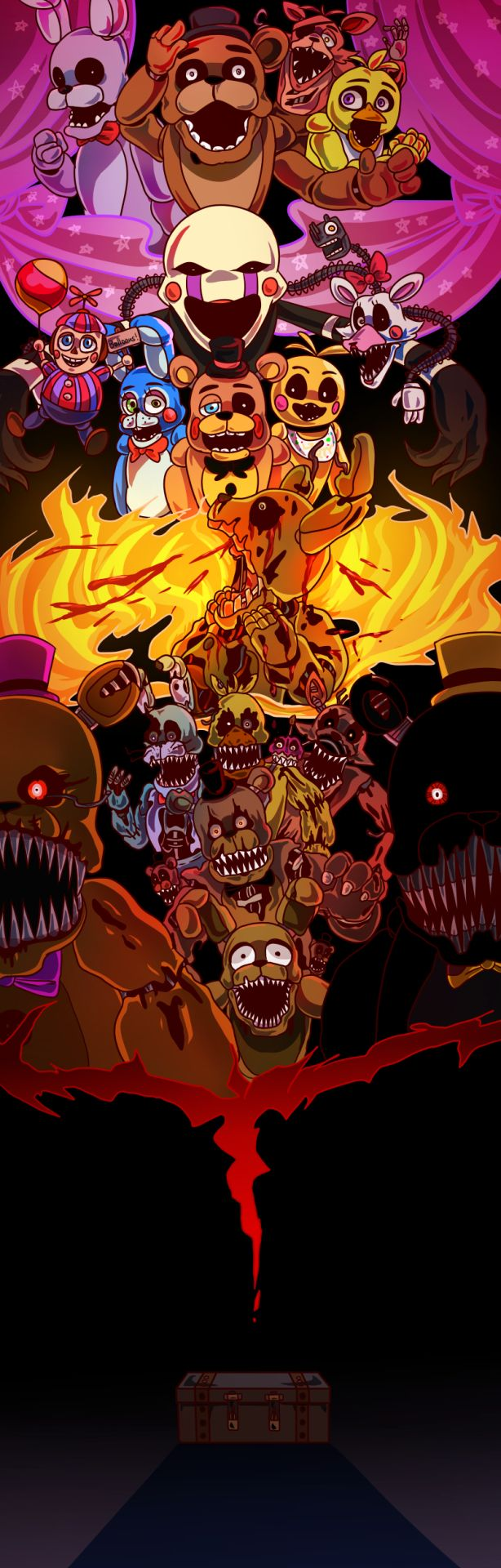 "robertozampari: ""  five nights at freddy's Author: どば """
