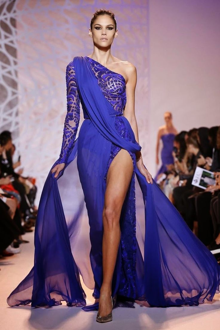 ZUHAIR MURAD - Haute Couture Automne Hiver 2014/2015