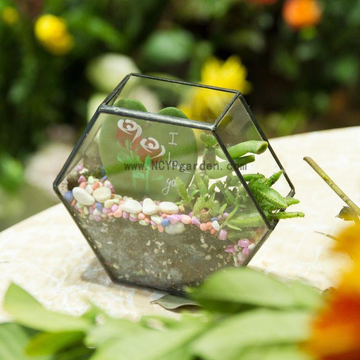 17 mejores ideas sobre jardines de pared en pinterest for Jardin geometrico