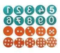 Tampons números i numerals