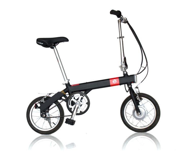 CMYK 3.0 Electric Folding Bike - BROOKLYNESS