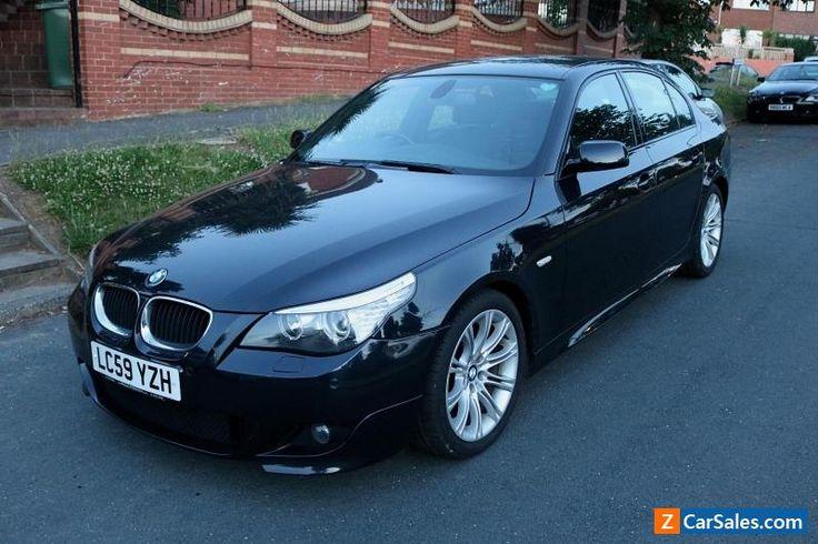 BMW 5 Series 2.0 520d M Sport 4dr HPI clear FSH #bmw #520 #forsale #unitedkingdom
