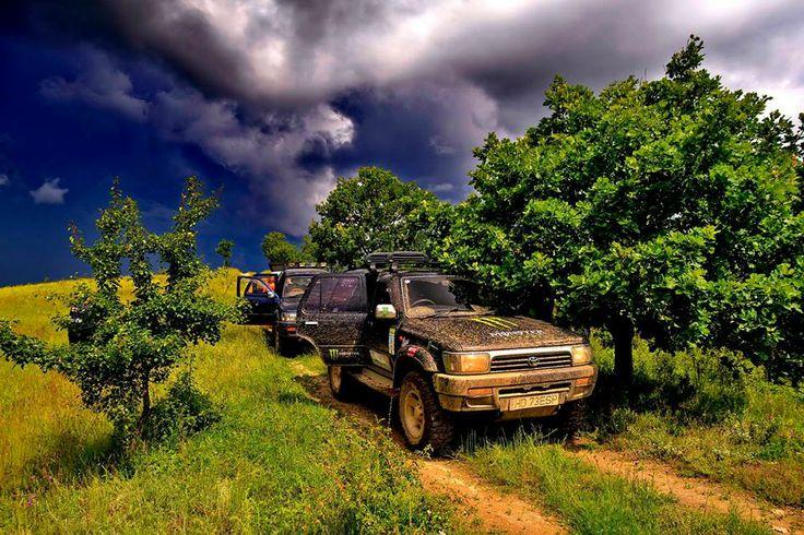4x4 expedition in Transylvania