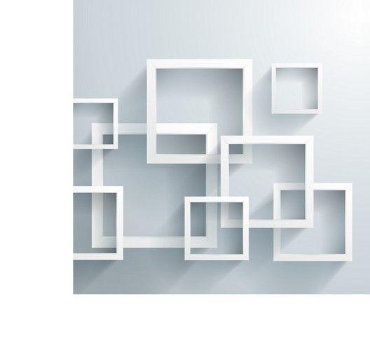 white-frames