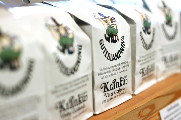 Our famous tea blend - Guteblandning