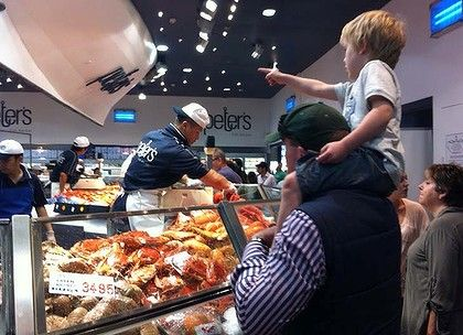 17 best images about places to eat gold coast on for Bud s fish market