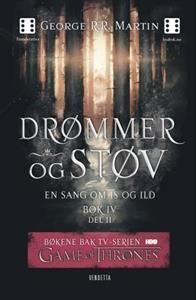 Drømmer og støv; bok 5 (Innbundet) av George R.R. Martin fra Adlibris. Om denne nettbutikken: http://nettbutikknytt.no/adlibris/