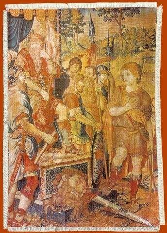 Dawid po zwyciestwie nad Goliatem (344x480, 42Kb)