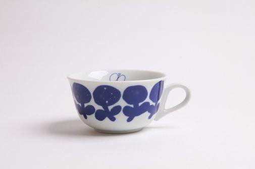 Upcycled painted ceramics by Mina Perhonen | Spoon & Tamago