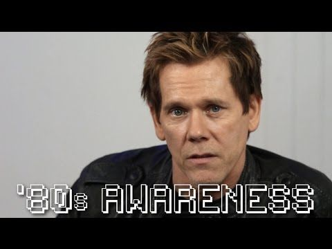 Kevin Bacon is right: '80s awareness is at an all-time low, especially among millennials. Fortunately he and Mashable are here with this very important PSA. | Kevin Bacon Wants All You Millennial Whippersnappers To Know What Life Was Like In The '80s