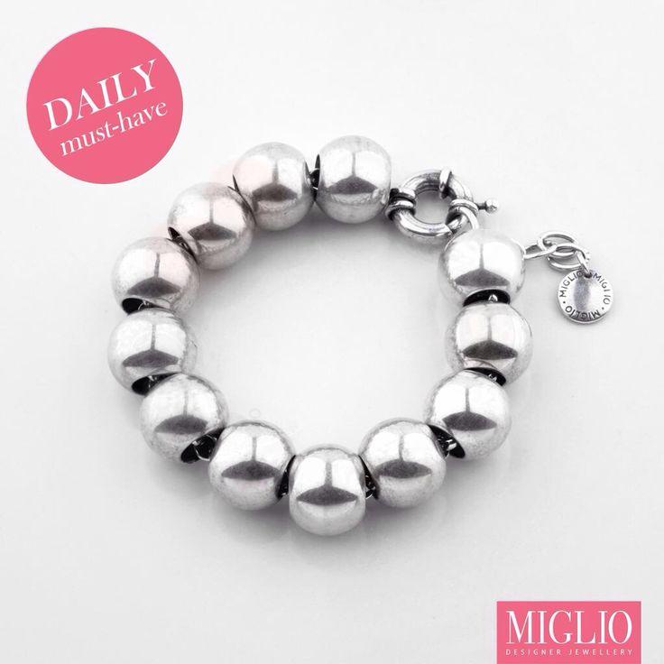 Classy and fabulous bracelet