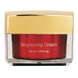 amazing skin care - brightening cream - reduce age spots and uneven pigmentation without toxins or harmful chemicals -apply twice a day to clean skin and you will be amazed with the results! -sisel