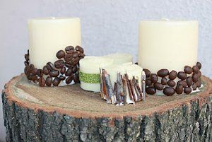 Winter Scented Candles