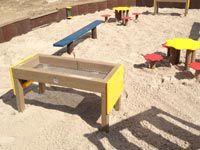 zandbak bijzonder onderwijs lagere school