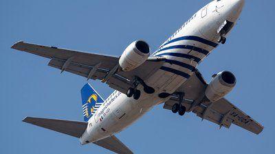 Photo of XA-UQA - Boeing 737-322 - Magnicharters