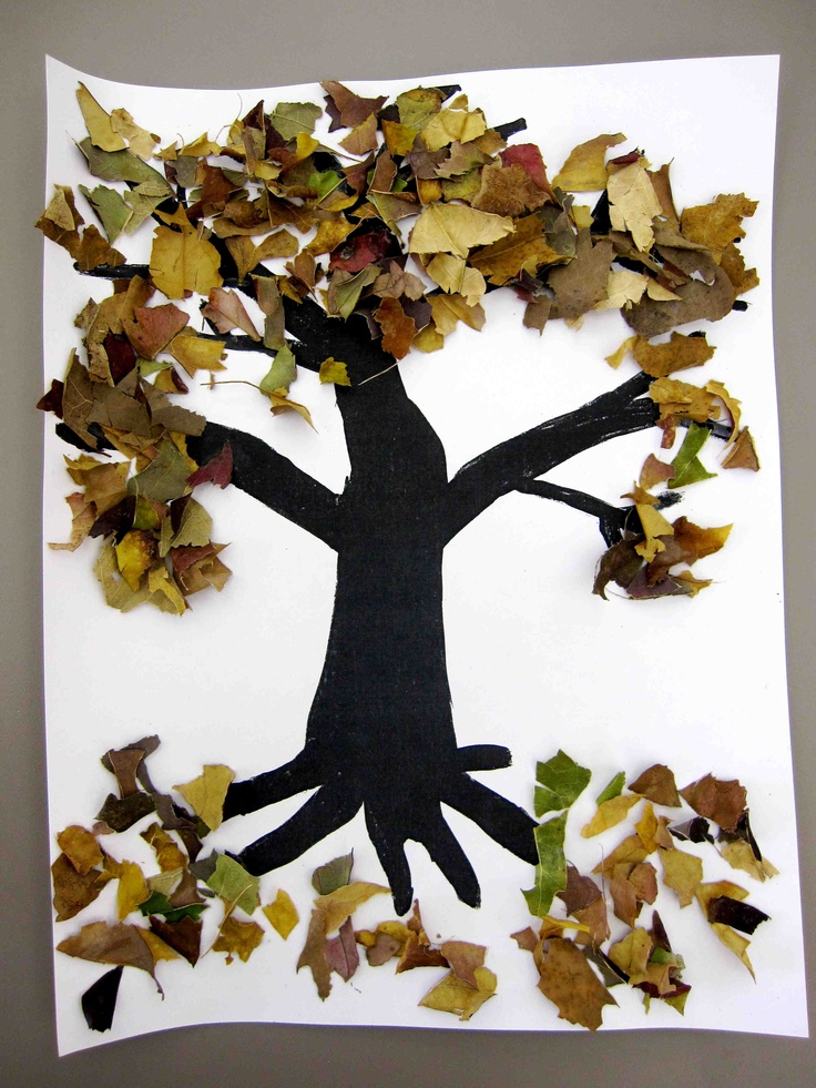 Falling Leaves Storytime: Song, Books, Fall Leaves Craft