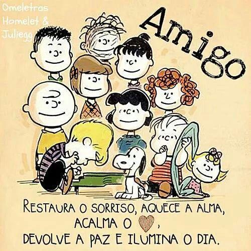 Feliz Dia do Amigo ♡