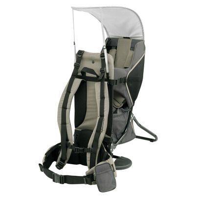 Porte-bébé dorsal de randonnée