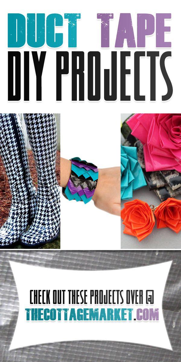 439 best duct tape crafts images on pinterest duct tape. Black Bedroom Furniture Sets. Home Design Ideas