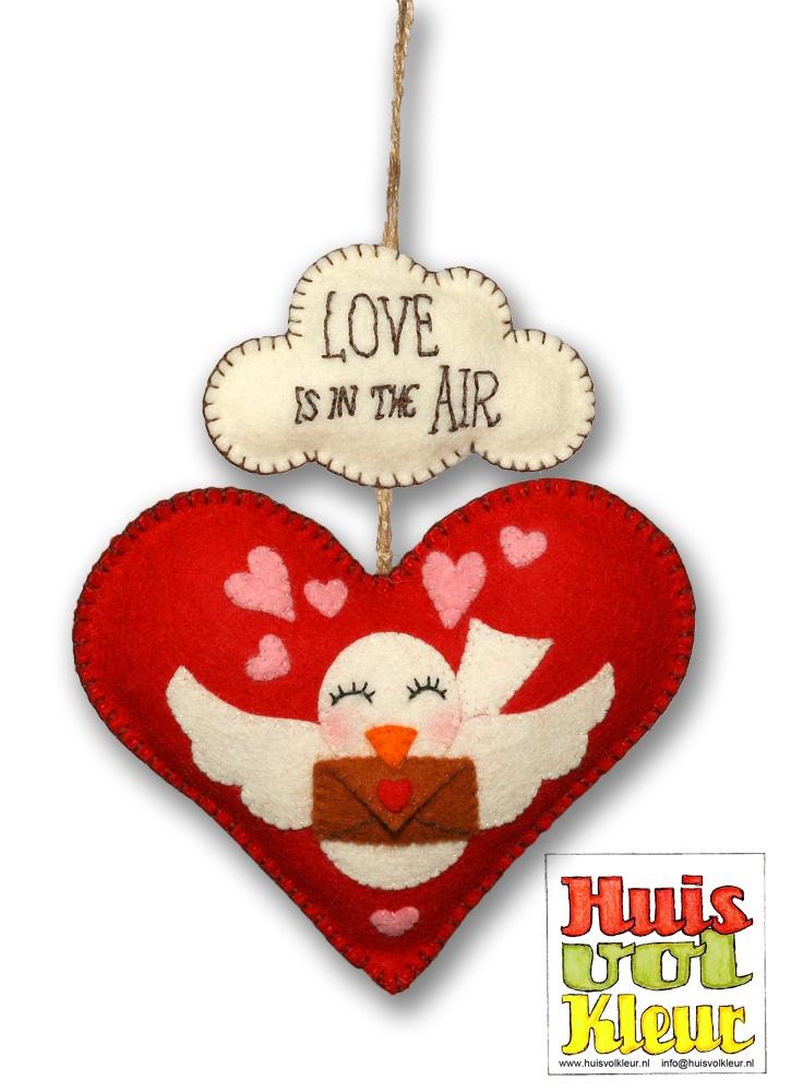 huisvolkleur: Valentijn Hartjes