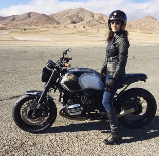 BMW R Nine T | BMW R Nine T | Pinterest | BMW, Bmw motorcycles and Girl bike