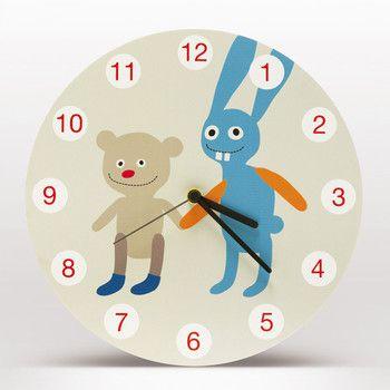 Lavmi nástěnné hodiny Sam a Hugo | Bonami