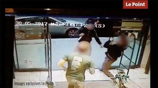Muslim Robe Wearing Man Stabs Customer Buying Beer In Paris Supermarket (VIDEO) #news #alternativenews