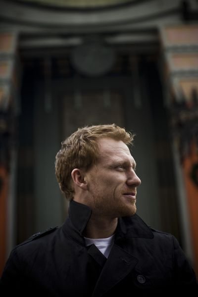 Kevin McKidd, what a beautiful ginger