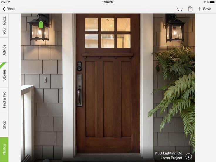 23 Best Images About Front Door Ideas On Pinterest