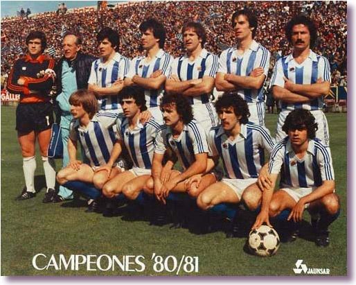 Campeon de Liga 1980-81