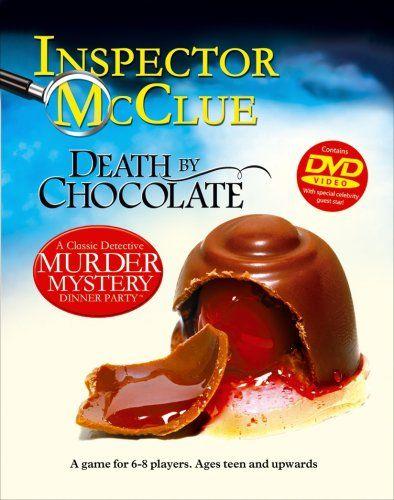 Jeu de dîner de mystère de meurtre – la mort par Chocolate (Import Grande Bretagne) | Your #1 Source for Toys and Games