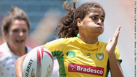 A rugby project in São Paulo is giving youngsters a chance to get out of poverty in their favela and aspire for Olympic sevens glory.