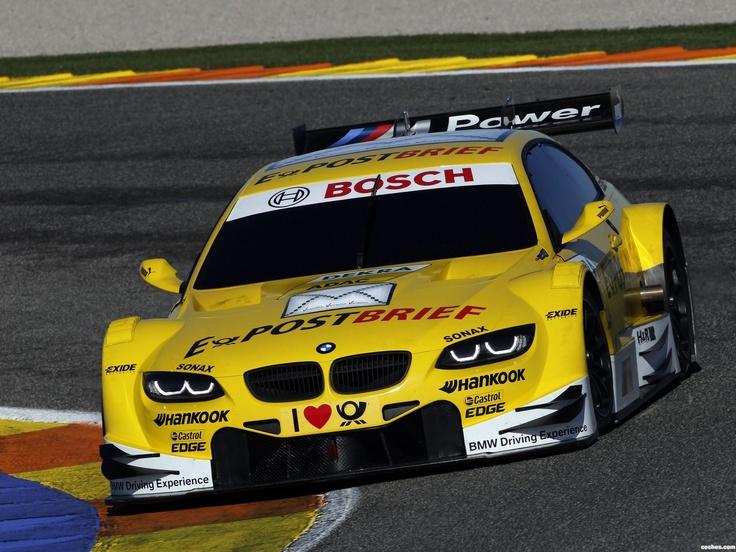 Attractive BMW M3 Dtm 2012