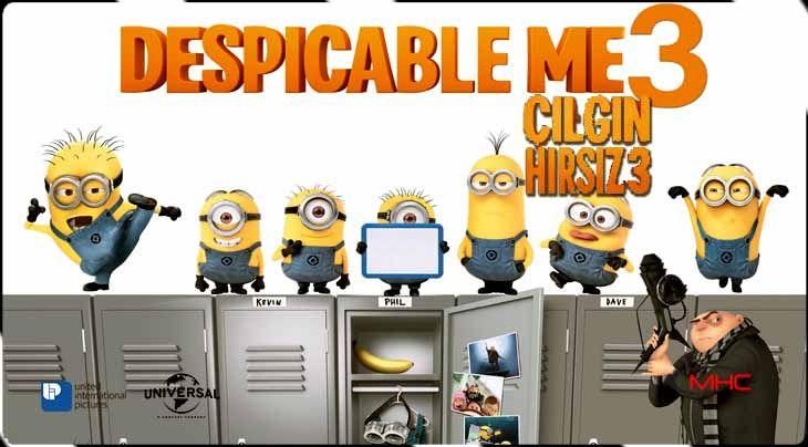 Çılgın Hırsız 3 – Despicable Me 3 | Fragman |