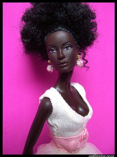 10 Best Images About Black Dolls With Natural Hair On