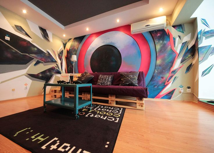 #officedesign by #decorateit . You can find my online portofolio on www.decorate-it.ro
