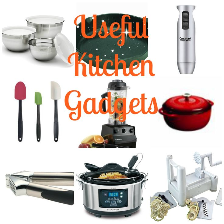 Useful Kitchen Gadgets | The Housewife in Training FIles