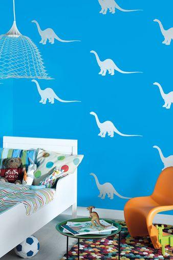 Tikkurila-Efekty dekoracyjne-Dekoracja z pazurem