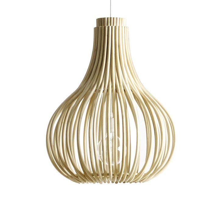 Rotan lamp   Atelier N/7