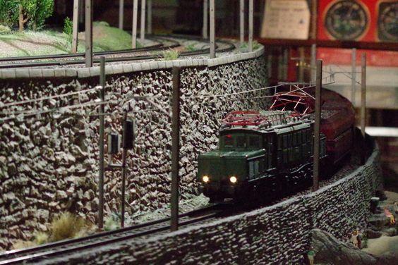 原鉄道模型博物館(ジオラマ):