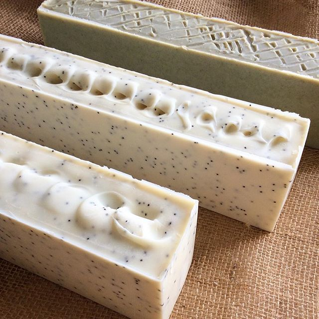 New batches of soap, just out of the mould. Going to be busy cutting and wrapping soap today... #soap #naturalsoap #handmadesoap #weddingfavours #soapuk #naturalskincare #homemadesoap #gift #birthdaypresent #luxurysoap #presentforher #etsyshop #ElliesFarmShop #savethebees🐝 #artisansoap