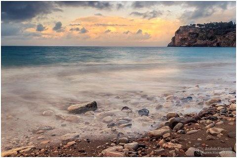 Spiaggia di Guidaloca in inverno | Foto by Anatole Klapouch