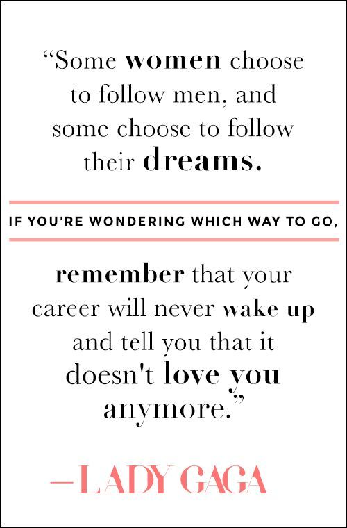 30+ Inspirational Quotes Which Express Women's Attitude - Trend To Wear
