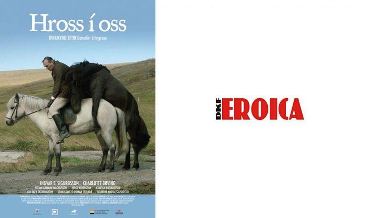 """Przedpremierowy pokaz filmu """"O koniach i ludziach"""" w DKF Eroica"""