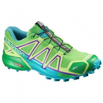 Salomon Speedcross 4 CS W  Womens Women's Trail Running Shoes Shoes  383095 25  New 2016 US 85  CM 255 *** See this great product.(This is an Amazon affiliate link and I receive a commission for the sales)