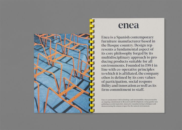 New logo for enea by clase bcn bp o furniture for Chair design criteria