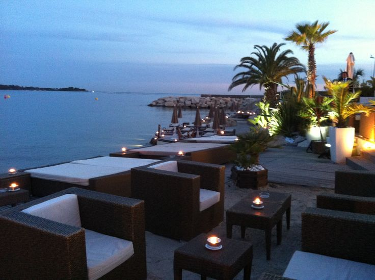 private evening ecrin plage cannes provence alpes cte dazur - Palm Beach Cannes Mariage