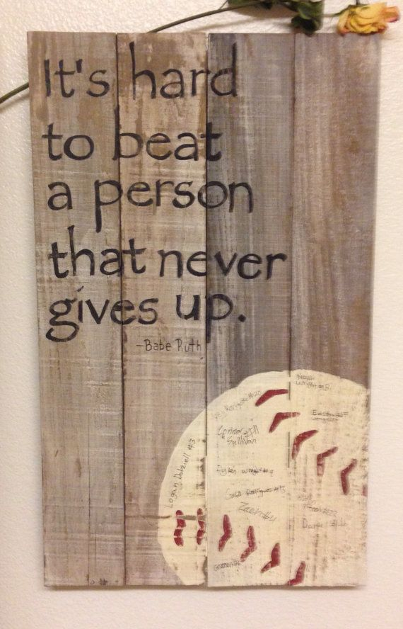 Best 25 Babe Ruth Quotes Ideas On Pinterest  Babe Ruth -9215