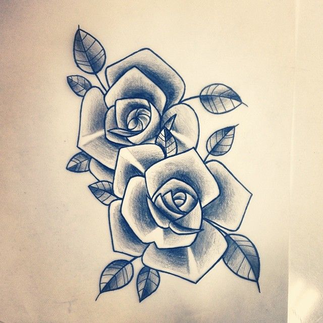 New school tattoos drawings