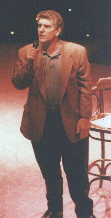 Andreas Katsulas (1996), photo by Melanie Dymond Harper
